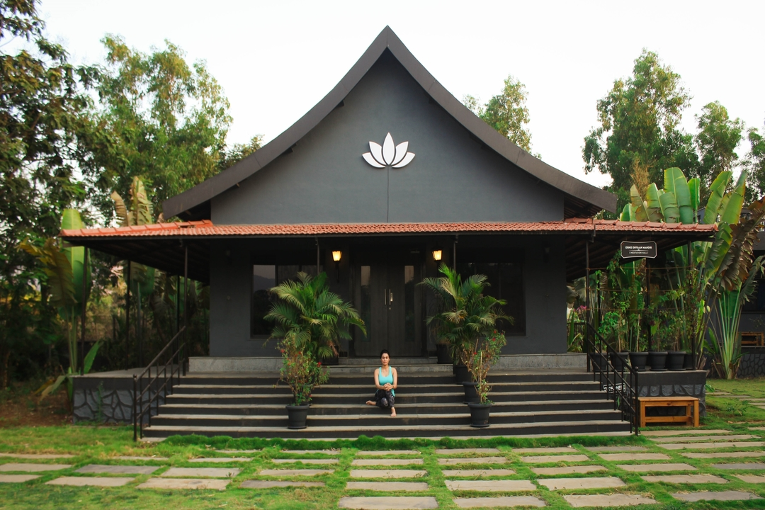 The Venue_Dhyaan Mandir Exterior