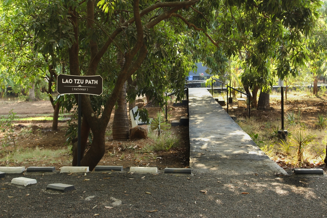 The Venue_Lao Tzu Path
