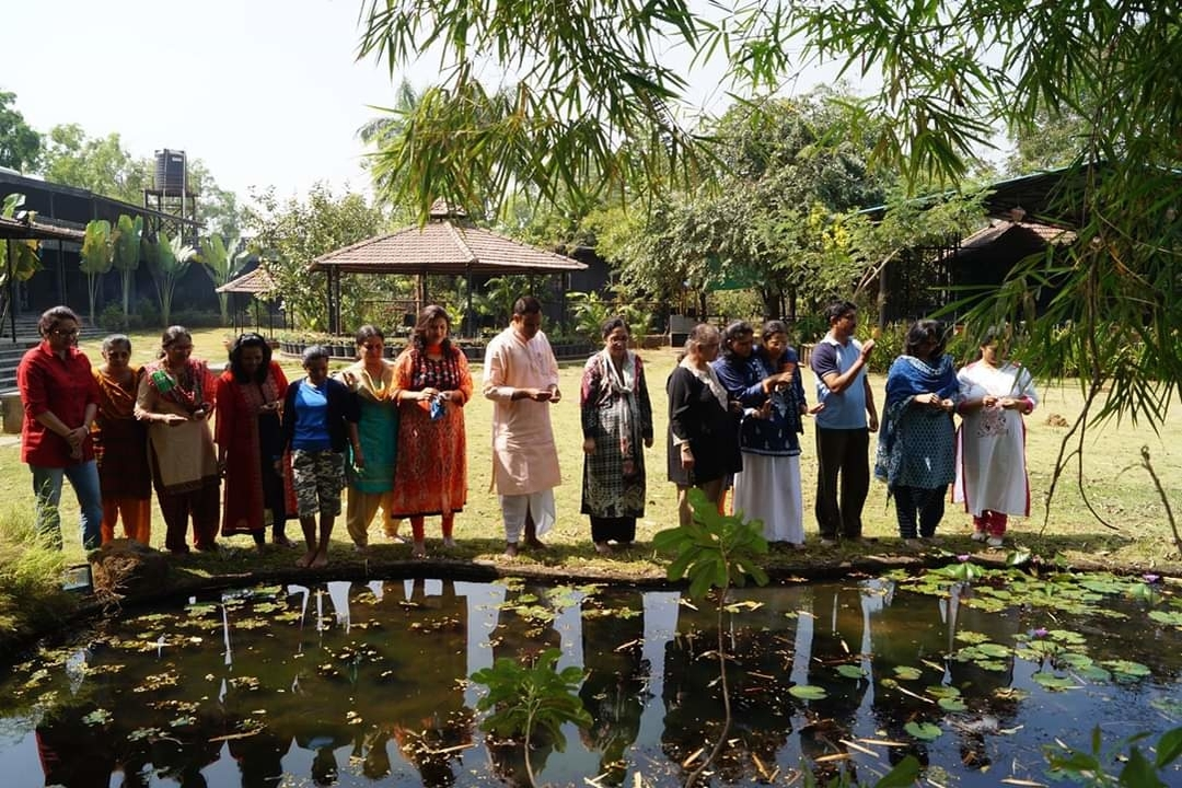 The Venue_Lotus Pond